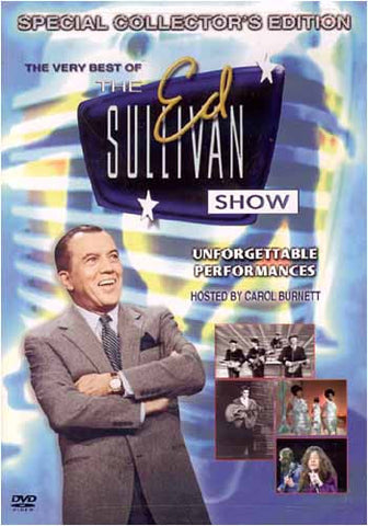 The Very Best of the Ed Sullivan Show Vol. 1 -Unforgettable Performan (Special Collector's Edition) DVD Movie