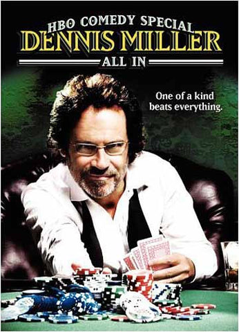 Dennis Miller - All In - HBO Comedy Special DVD Movie