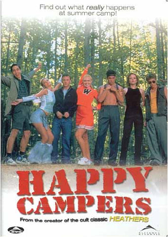Happy Campers DVD Movie