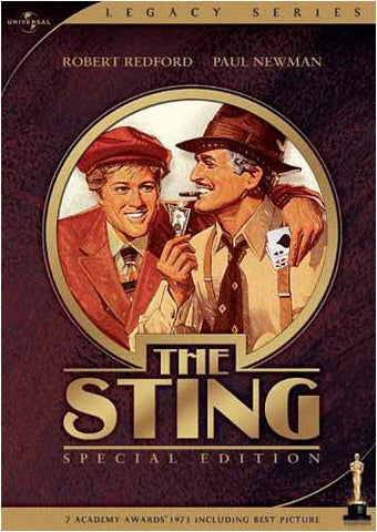 The Sting - Special Edition - Universal Legacy Series DVD Movie