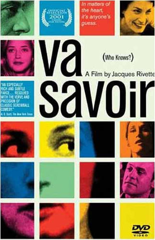 Va Savoir (Who Knows?) DVD Movie