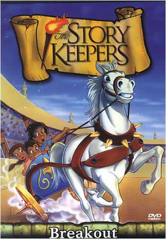 The Story Keepers -Breakout DVD Movie