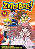 Zatch Bell! - Vol. 4 - A New Pledge Between Zatch and Tia DVD Movie