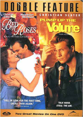 Bed of Roses/Pump up the Volume (Double Feature) (Bilingual) DVD Movie