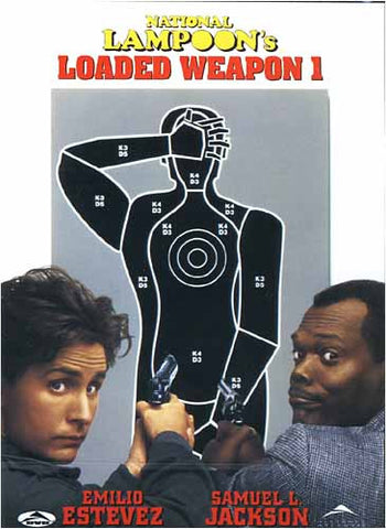 National Lampoon's Loaded Weapon 1(Full Screen) (Widescreen) DVD Movie