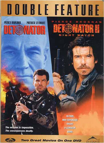 Detonator/Detonator 2 - Night Watch (Fullscreen) (Double Feature) DVD Movie