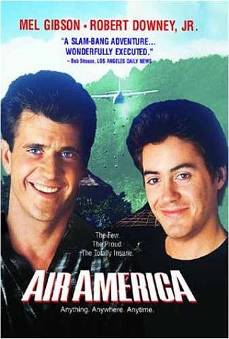 Air America DVD Movie