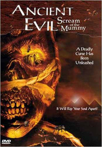 Ancient Evil - Scream of the Mummy DVD Movie