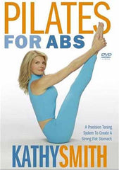 Kathy Smith - Pilates for Abs (White Cover)