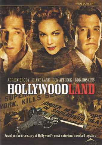 HollywoodLand (Widescreen) (Bilingual) DVD Movie