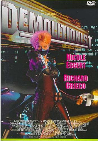 The Demolitionist DVD Movie