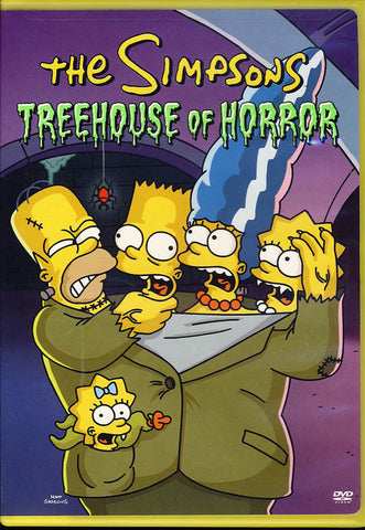The Simpsons - Treehouse of Horror DVD Movie