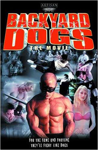 Backyard Dogs DVD Movie