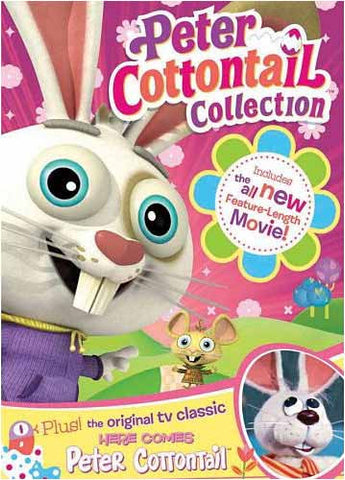 The Peter Cottontail Collection - Peter Cottontail/Here Comes Peter Cottontail (Boxset) DVD Movie
