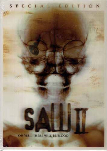 Saw II - Unrated (Two-Disc Special Edition) DVD Movie