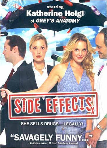 Side Effects DVD Movie