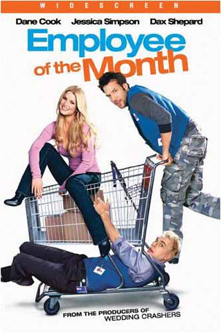 Employee of the Month (Dane Cook) (Widescreen) (MAPLE) DVD Movie