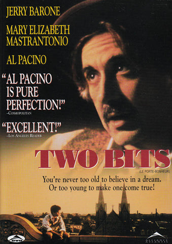 Two Bits (Bilingual) DVD Movie
