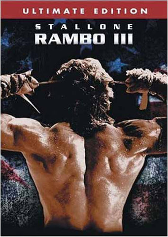 Rambo III (3) (Ultimate Edition) DVD Movie