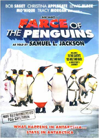 Farce of the Penguins DVD Movie