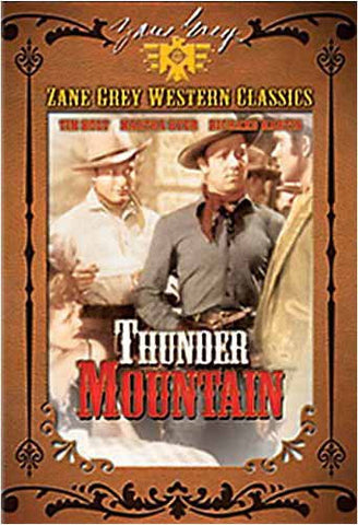 Zane Grey Western Classics - Thunder Mountain DVD Movie