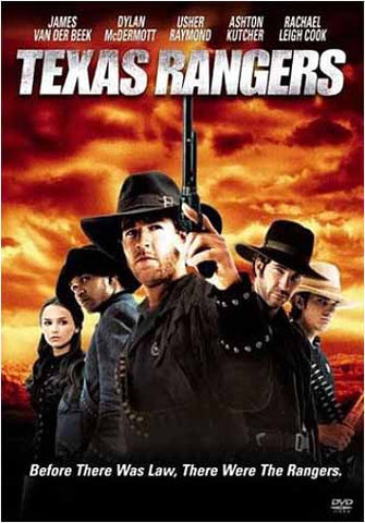 Texas Rangers DVD Movie