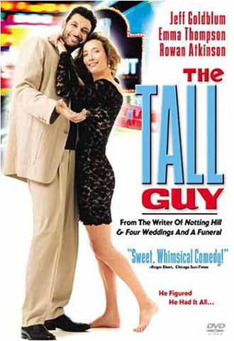 The Tall Guy DVD Movie