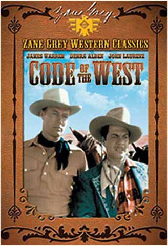 Code of the West - Zane Grey Western Classics (LG) DVD Movie