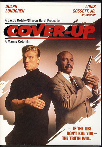 Cover-Up DVD Movie