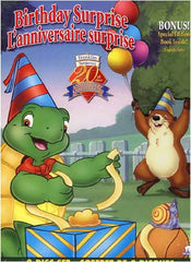 Franklin - Birthday surprise (20th Anniversary) (2 Disc Set)