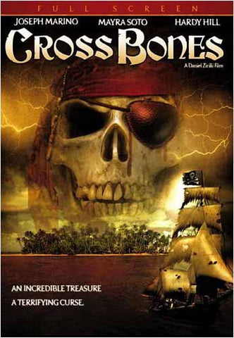 Cross Bones DVD Movie