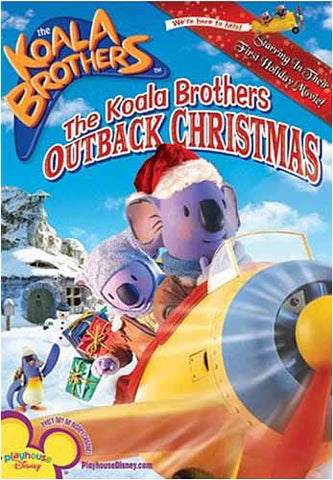 The Koala Brothers - Outback Christmas (Fullscreen) DVD Movie