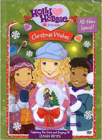 Holly Hobbie And Friends - Christmas whishes DVD Movie