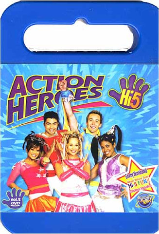 Hi-5 -Action Heroes - Vol.2 (Fullscreen) DVD Movie
