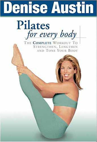 Denise Austin - Pilates For Every Body DVD Movie