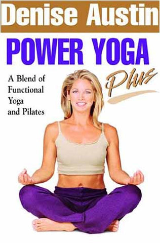 Denise Austin - Power Yoga Plus DVD Movie