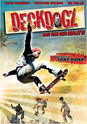 Deck Dogz DVD Movie