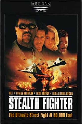 Stealth Fighter DVD Movie