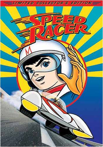 Speed Racer - Volume 2 (Limited Collector's Edition) DVD Movie