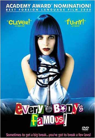Everybody's Famous! DVD Movie