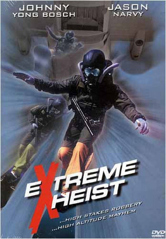 Extreme Heist (a.k.a Wicked Game) DVD Movie