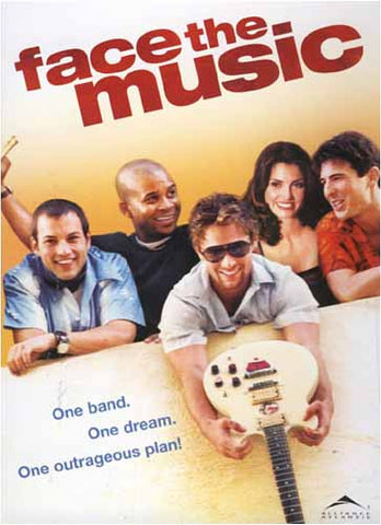 Face the Music DVD Movie