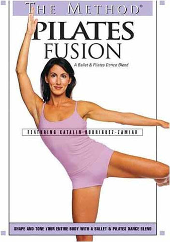 The Method - Pilates Fusion - A Balletand Pilates Dance (Fullscreen) DVD Movie