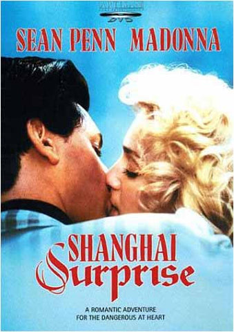 Shanghai Surprise DVD Movie