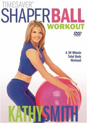 Kathy Smith - TimeSaver Shaper Ball Workout DVD Movie