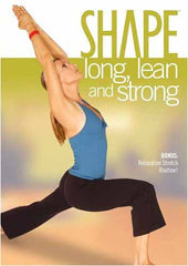 Shape - Long, Lean and Strong