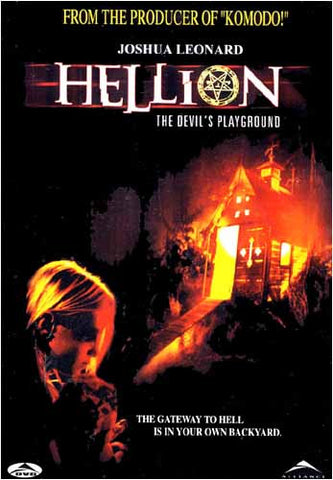 Hellion - The Devil's Playground DVD Movie
