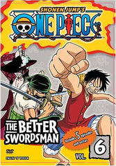 One Piece - Vol. 6 - The Better Swordsman