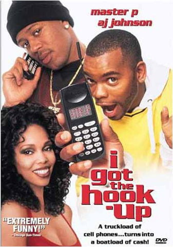 I Got the Hook Up DVD Movie