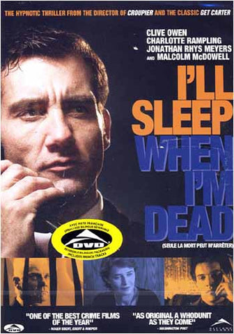 I'll Sleep When I'm Dead DVD Movie